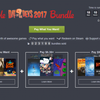 Arrivée du Humble Day of the Devs Bundle!!