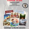 """Soirée Jeux """"A Vous de jouer"""" Vendredi 16 Juin"""