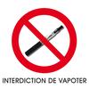 Interdiction de vapoter au travail ou dans les transports en commun en Belgique