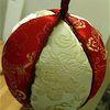"""Des boules de Noël """"maison"""""""