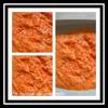 Mousse de poivrons confits au thermomix ou sans