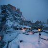 Neige en Corse