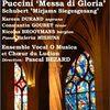 Schubert et Puccini le samedi 17 juin 2017 à l'église St Thibaut du Pecq