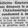 4 février 1944 : attaque du maquis de Châtel-Montagne