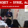 Projet de carême - Formation de jeunes étudiants à Alep - Témoignage du Père Ziad Hilal du 26 mars 2017