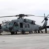 "Sikorsky MH-60S ""Knighthawk"" - HSC-11 ""Dragonslayers"" - Squadron CO's last flight"