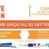 #Startup : Inscriptions auconcours Initiative «♀» féminin 2017