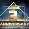 GearBest 3rd Anniversary:Join in our big 3rd Anniversary Party 2017-03-08 to 2017-03-28