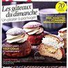 """Cake """"Noisettes d'automne"""""""