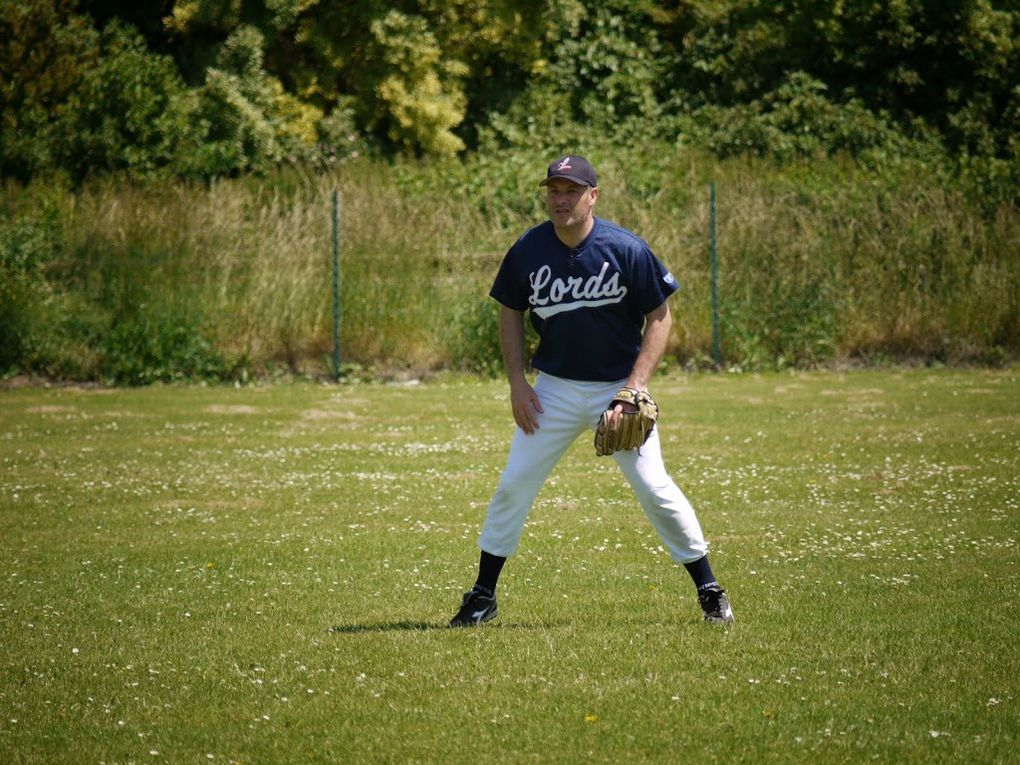 Bilan fin de saison pour les équipes Baseball senior et jeunes