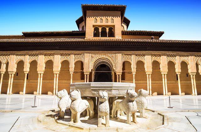 Vestiges des racines arabes du sud de l'Espagne.