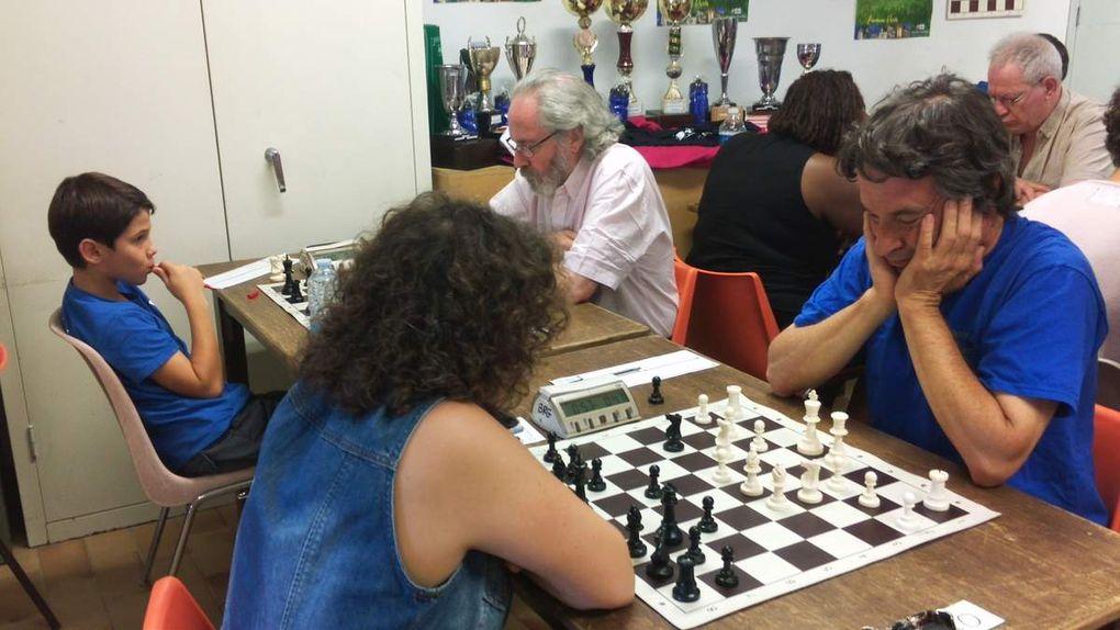 1er Tournoi Open FIDE d'été de Brignoles (MàJ photos de Thierry Benda)