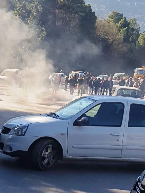 Loi de Finance 2017 : La Kabylie complètement paralysée par une grève générale. K-Direct - Actualité