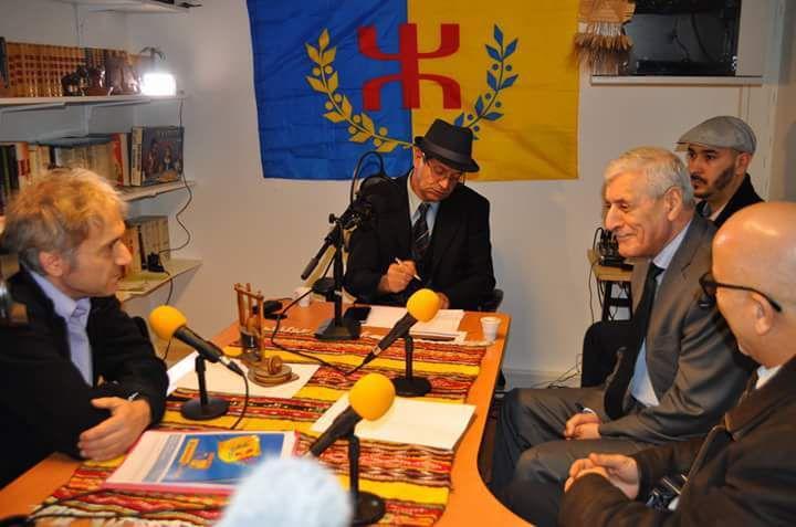 � Naissance d'une radio indépendantiste,  la RADIOREK, la radio du MAK-Anavad en exil. KDirect - Actualité