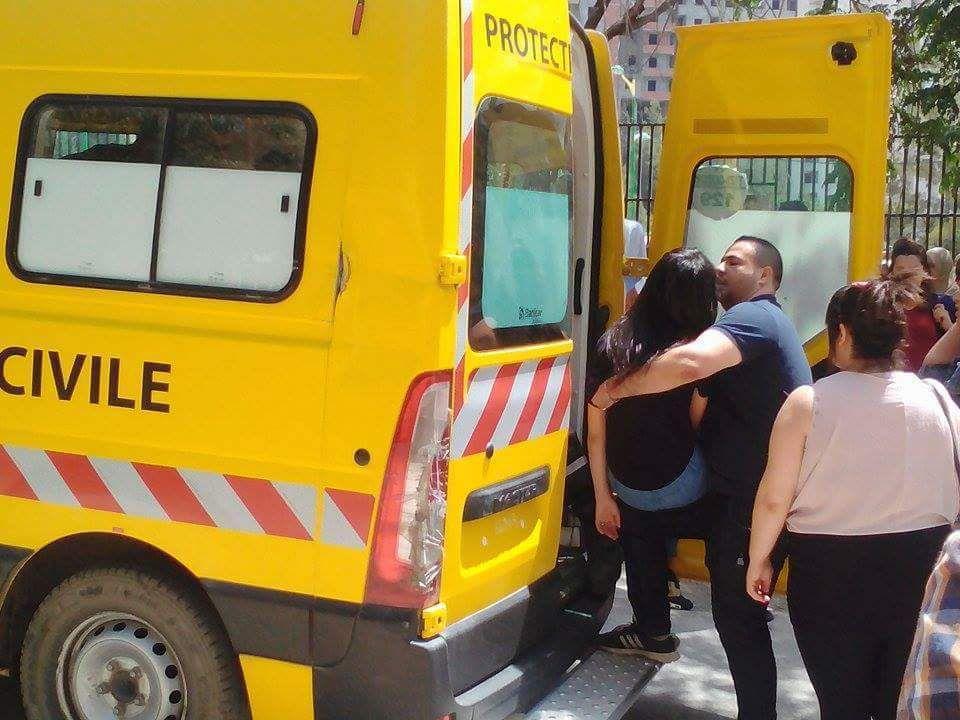 � URGENT : Explosion de trois extincteurs à l'Université de Tizi-wezzu. KDirect.info