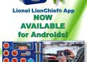 Application LionChief maintenant disponible sur Android