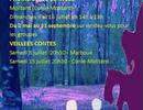 Veillée contée samedi soir 8 juillet sous la halle de Marboué