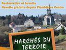 Marché du terroir à Ruaux