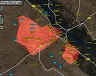 [Carte mise à jour] L'armée syrienne contre-attaque contre l'Etat islamique à Deir Ez Zor (Southfront)