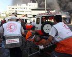 Tirs israéliens contre une position du Hamas à Gaza (AFP)