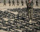 Irak : l'armée américaine reconnaît avoir perdu la trace de plus d'un milliard de dollars d'armes remises (Amnesty International)