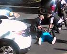 Aux Etats-Unis, 3 millions de dollars pour la famille d'un automobiliste noir tué par un policier (AFP)