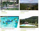 Hautes terres Massiac: la piscine et les cartes de pêche réapparaissent