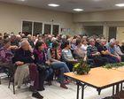 Assemblée générale du club, le 19 novembre 2016