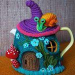 Théières / Tea Cozy