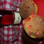 Pour la st Valentin, petit déjeuner au champagne