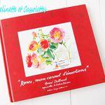 Roses, mon Carnet d'émotions... Henri Delbard