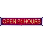 24H OPEN IN LONDON !