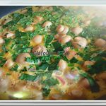 Omelette Champignons & Ail des Ours