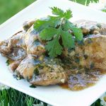 POULET FRICASSE (cookéo)