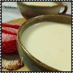 Soupe de pomme de terre au fromage - Recyclage raclette