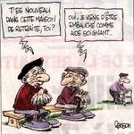 Des privilégiés, les retraités ? Plutôt des boucs émissaires