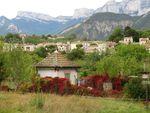 Petite balade de septembre dans les jardins du Perrier / Balade dans la Drôme