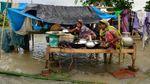 Inundoj en Azio: 24 milionoj da personoj minacataj