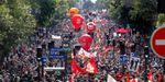 Francio:  Manifestaciantoj lanĉis unuan averton al la registaro