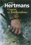 Stefan Hertmans Guerre et térébenthine ****