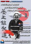 Compétition international de Yoseikan Budo