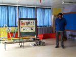 La visite d'un mineur à l'école