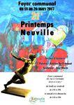 21è PRINTEMPS DE NEUVILLE sur-Oise (95), j'y suis ! À voir jusqu'au 26 mars