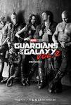 Les Gardiens de la Galaxie vol.2, teaser & poster