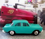 SIMCA ARONDE P60 TURQUOISE 1958 NOREV 1/43