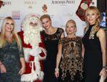 MONACO: BALLO DI NATALE DELLA FIVE STARS EVENTS  IN FAVORE DELLA FONDAZIONE PRINCESSE CHARLENE