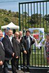 Dévoilement de la plaque héritage de l'UEFA EURO 2016 au Stade Babkin HAIRABEDIAN