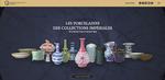 Grimaldi Forum: Les porcelaines des collections impériales de Chine