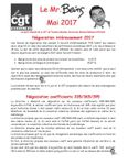 Mr. Being Mai 2017 - Intéressement - Coefficients - Travailleurs handicapés - DP