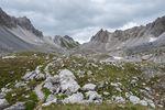 Semaine de randonnées autour de Tignes dans le parc national de la Vanoise